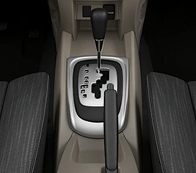 Hệ thống Hộp số xe Avanza 2019