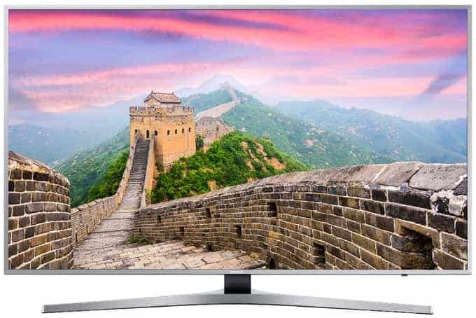TV Samsung MU6405 Active Crystal Color
