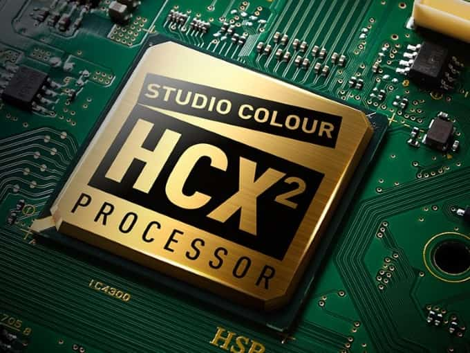 Procesador Studio Colour HCX2 Panasonic EX780