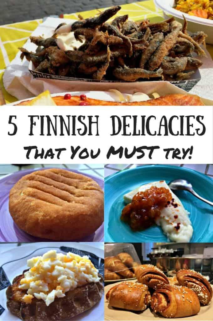 5 Finnish Delicacies
