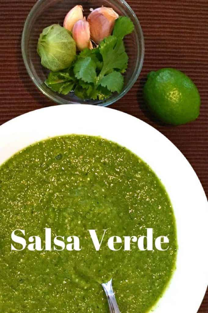 Charred Salsa Verde Recipe