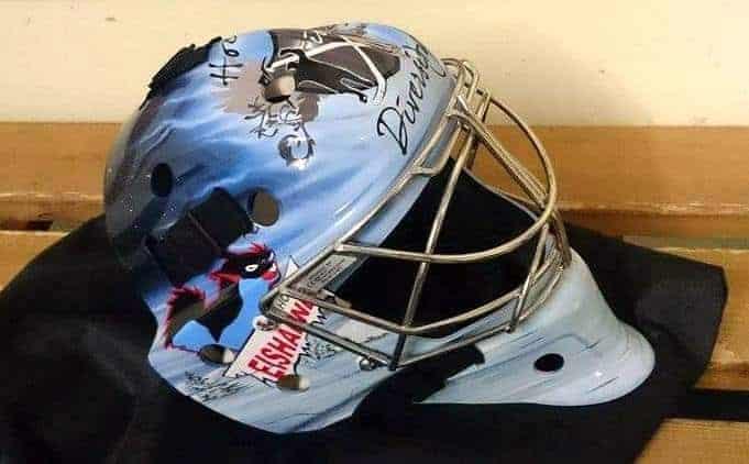Torwart Maske