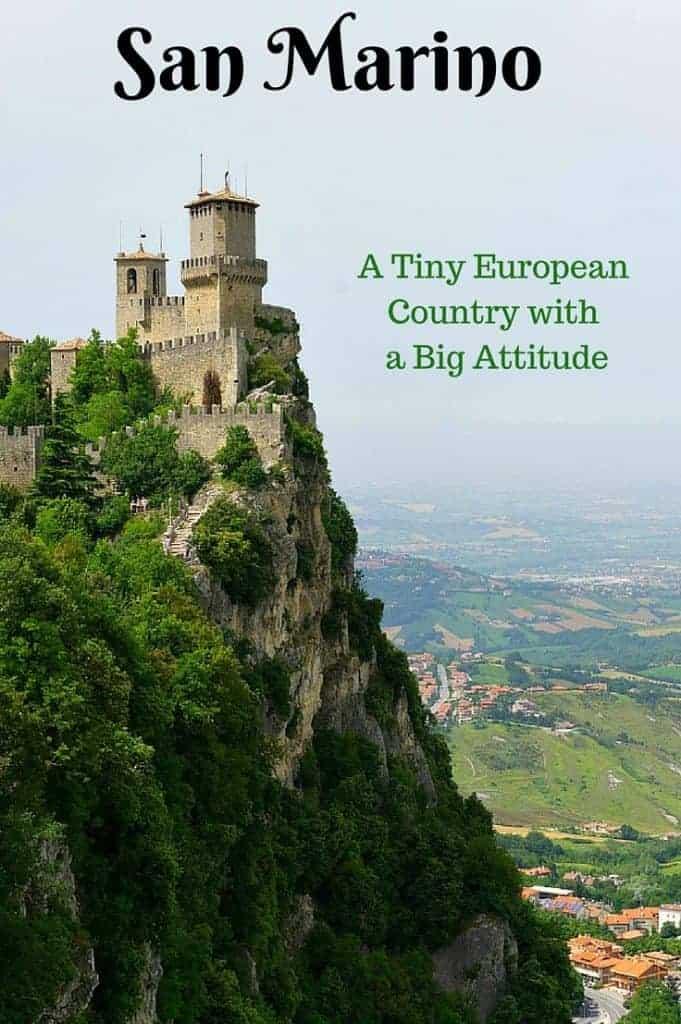 San Marino - Tiny European Country