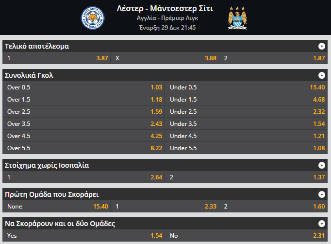 leicester-manchester-city-στοιχημα-αποδοσεις-1x2bet