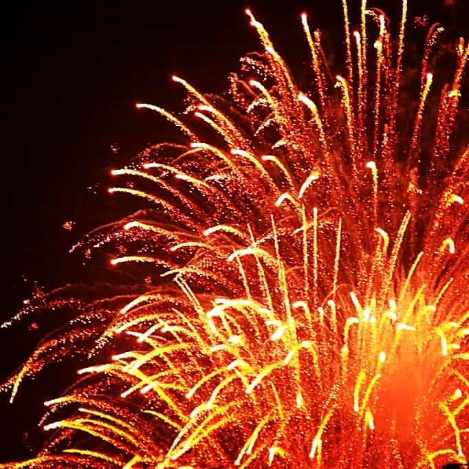 facts about Vietnam | fireworks Vietnam