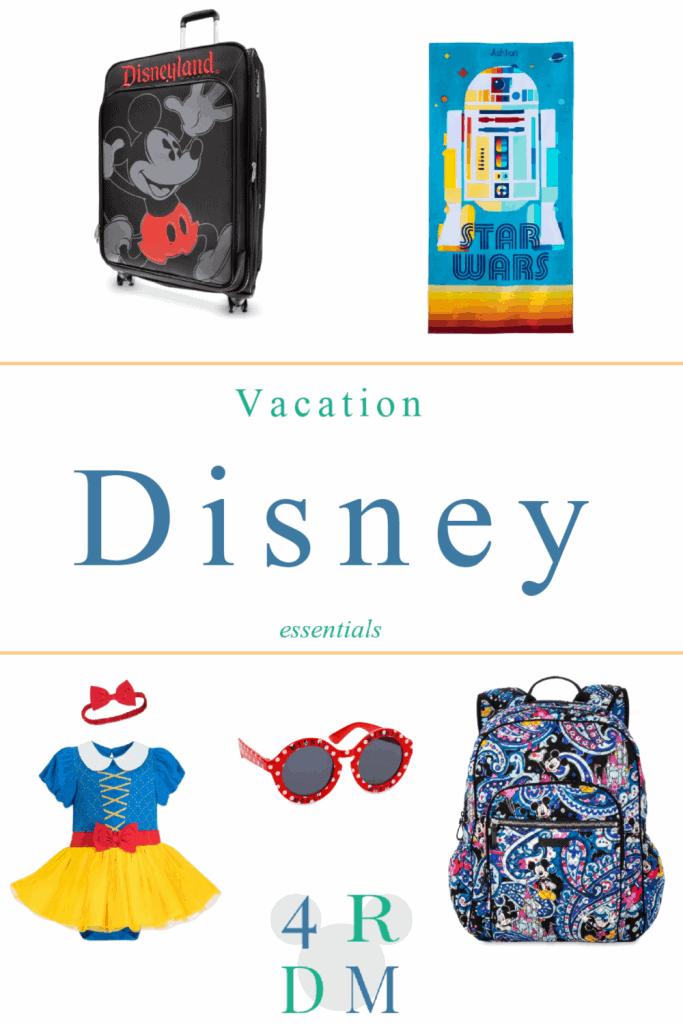 Disney Packing