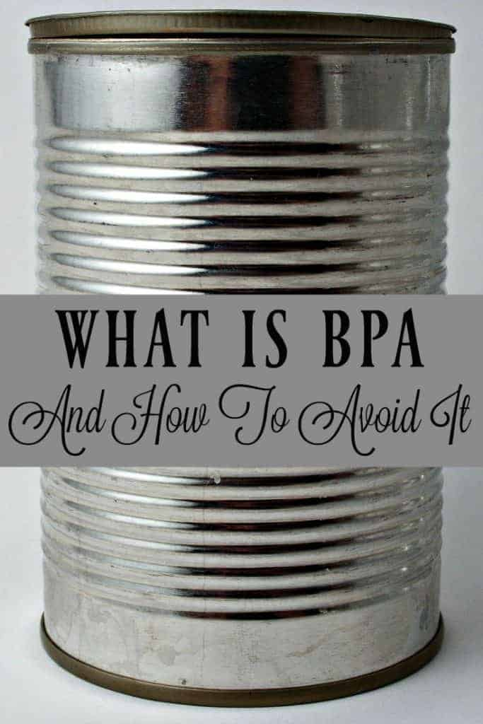 What is BPA and how to avoid it