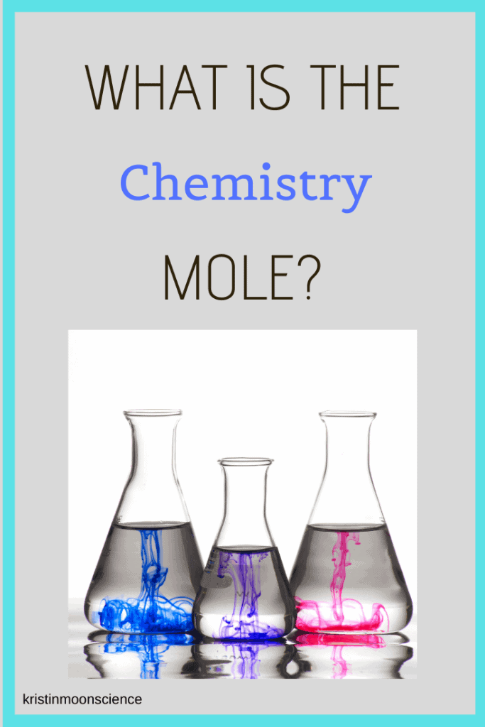 What is the chemistry mole?  Why is the mole useful? How can you use the periodic table to calculate moles? How is the mole used in chemistry? How can you explore the mole concept at home?