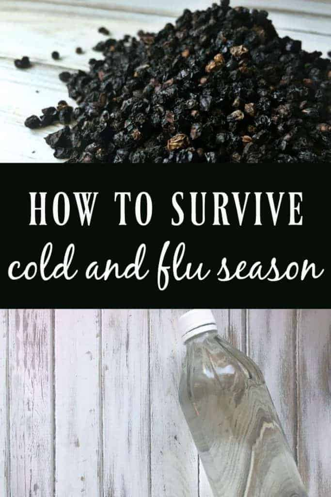Trying to avoid getting sick as much as possible this year? Here are some great tips on how to survive cold and flu season? #colds #flu #remedies #naturalremedies #immunebooster