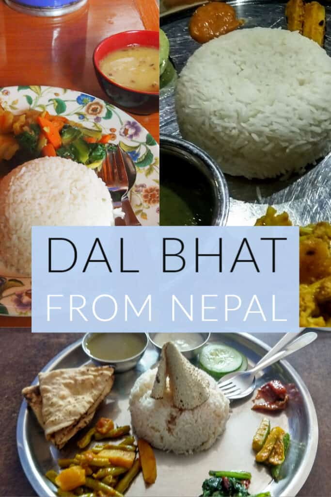 dal Bhat From Nepal