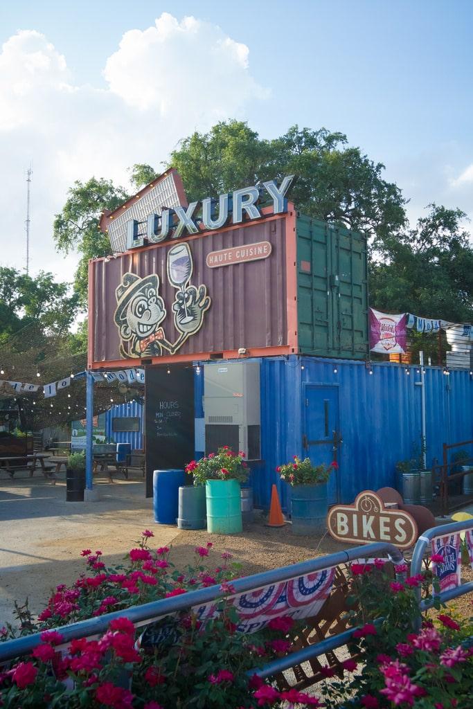 container Restaurants photo