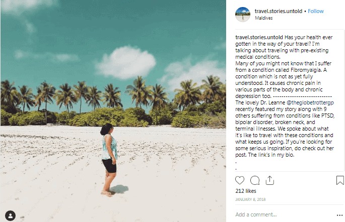travel.stories.untold How to Become an Instagram Influencer