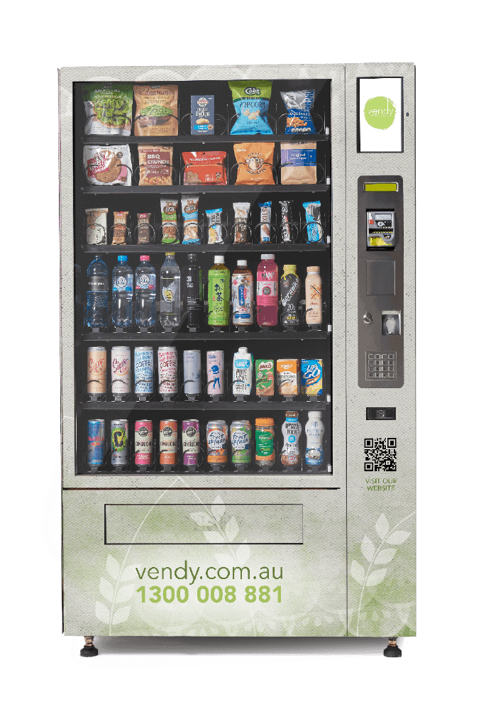 Vendy Vending Machine