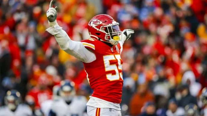 Chiefs Star Has Brutal Message For Patriots
