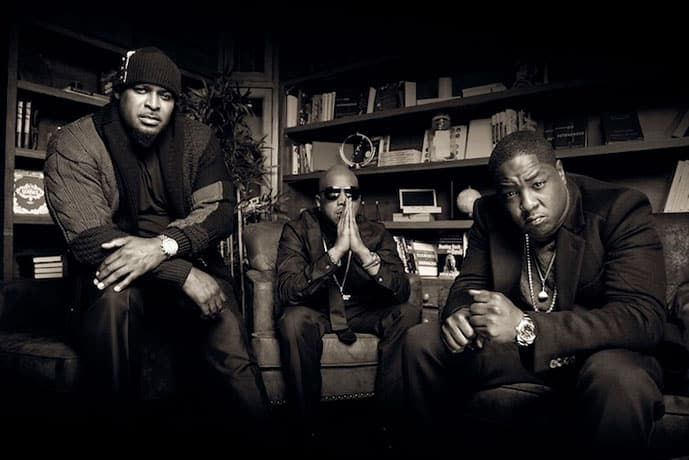 "The LOX Release Their Second Single ""Gave It To 'Em"" Off Upcoming Album"