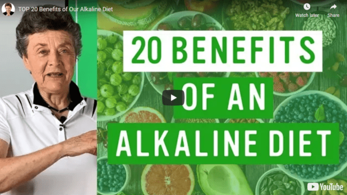 alkaline diet youtube
