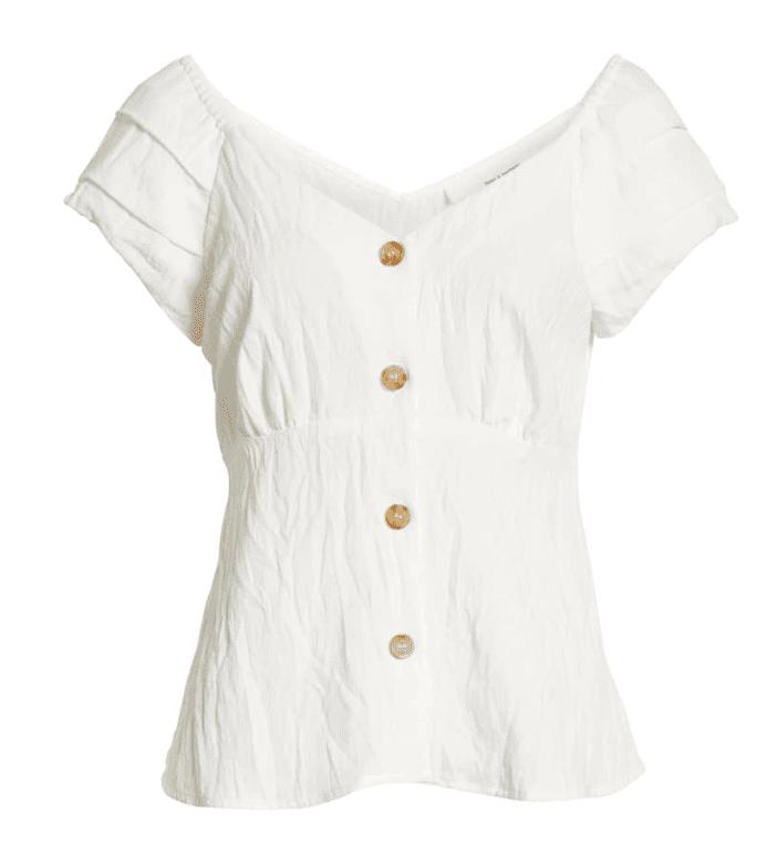 Button up - Capsule wardrobe essentials