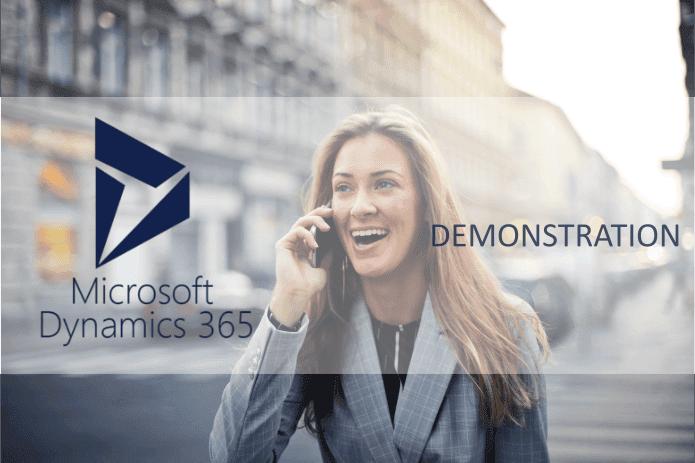 Microsoft CRM UK Demo