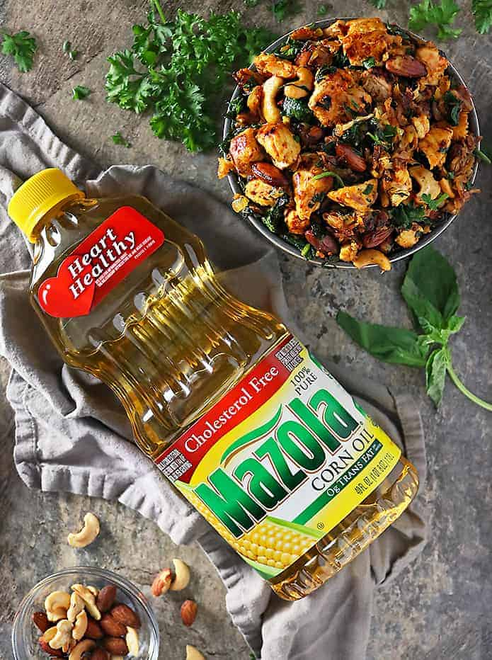 Photo of Delicious Salmon Hash With Mazola Corn Oil