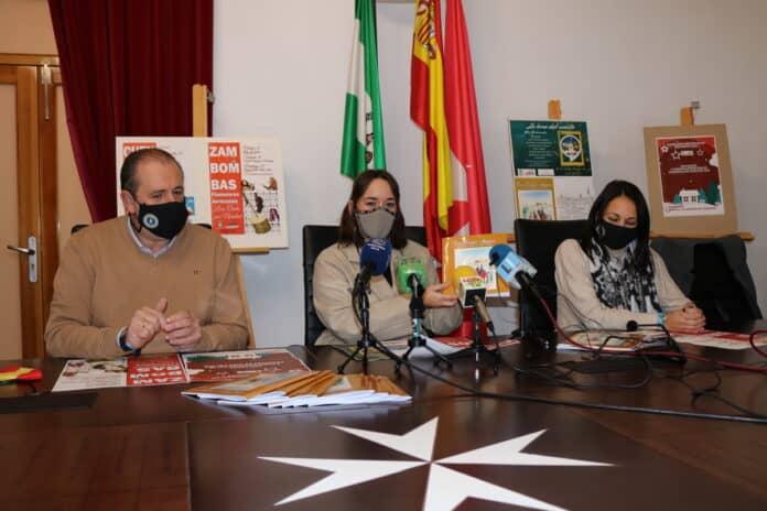 programación cultural navideña de Lora del Río