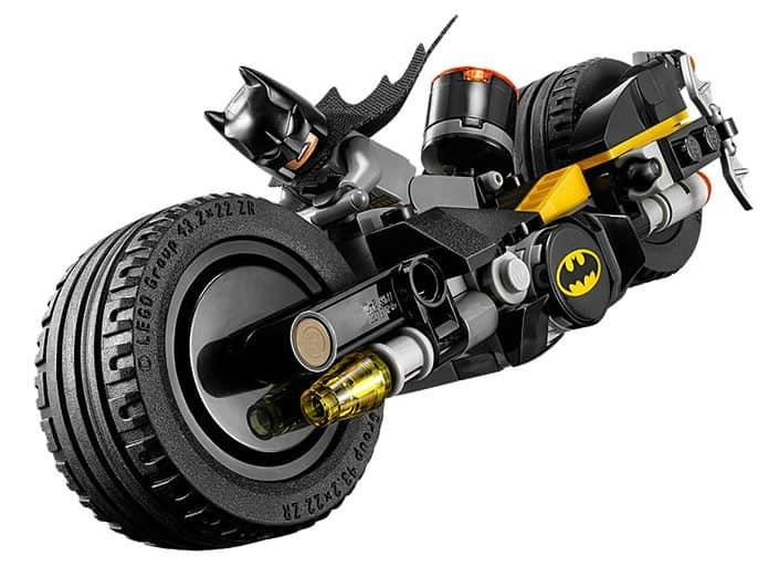 Lego Batman Gotham City Cycle Chase Review