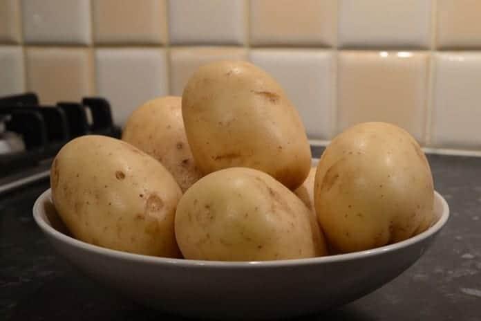 A Bowl of Potatoes - Potato Weight Loss - The Irish Place
