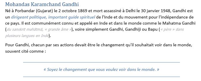 Word - Texte mis en forme 1