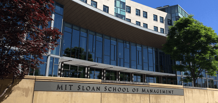 MIT Sloan Application Tips