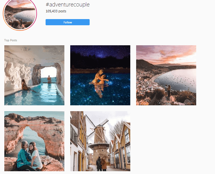 adventurecouple How to Become an Instagram Influencer