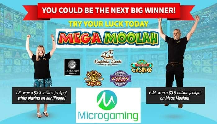 jackpot winners stories from best Microgaming casinos