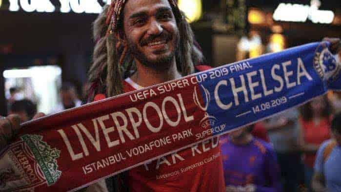 Meciul zilei - Liverpool - Chelsea