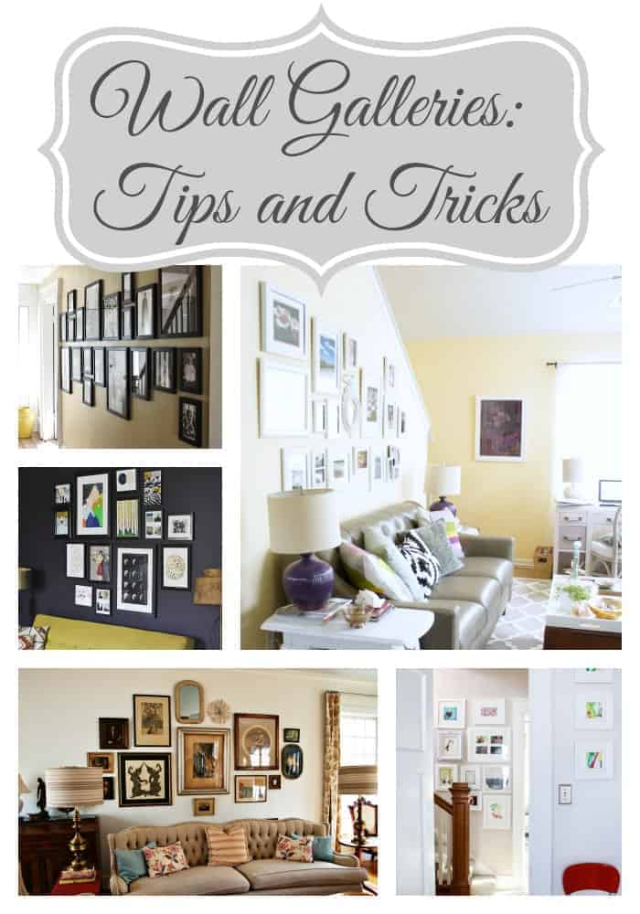 wall galleries tips and tricks