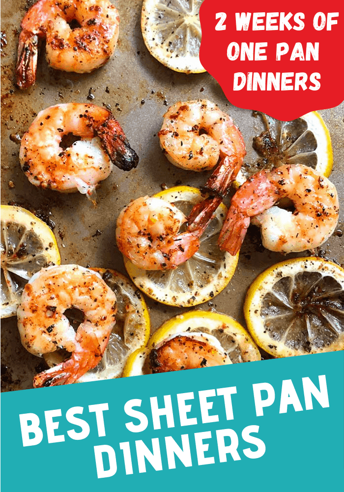 Best sheet pan dinners for quick family meals