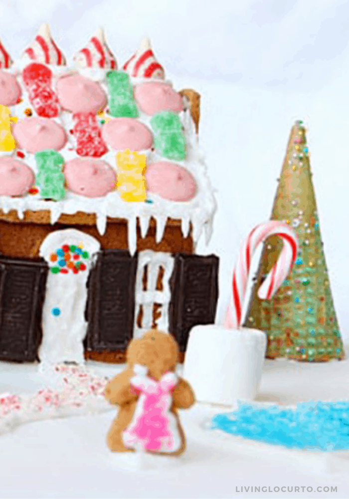 Cute and Easy Gingerbread House Ideas