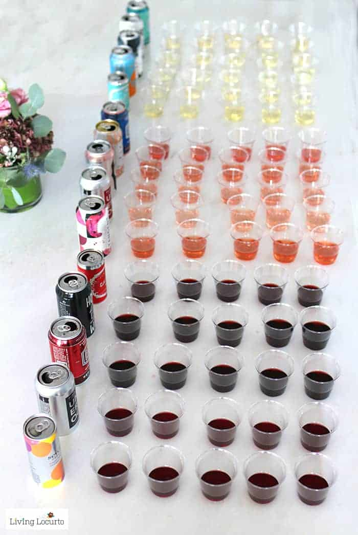 The Best Canned Wine Taste Test Winners. The ultimate canned wine taste test to find the BEST canned wine for you to drink at your next party.