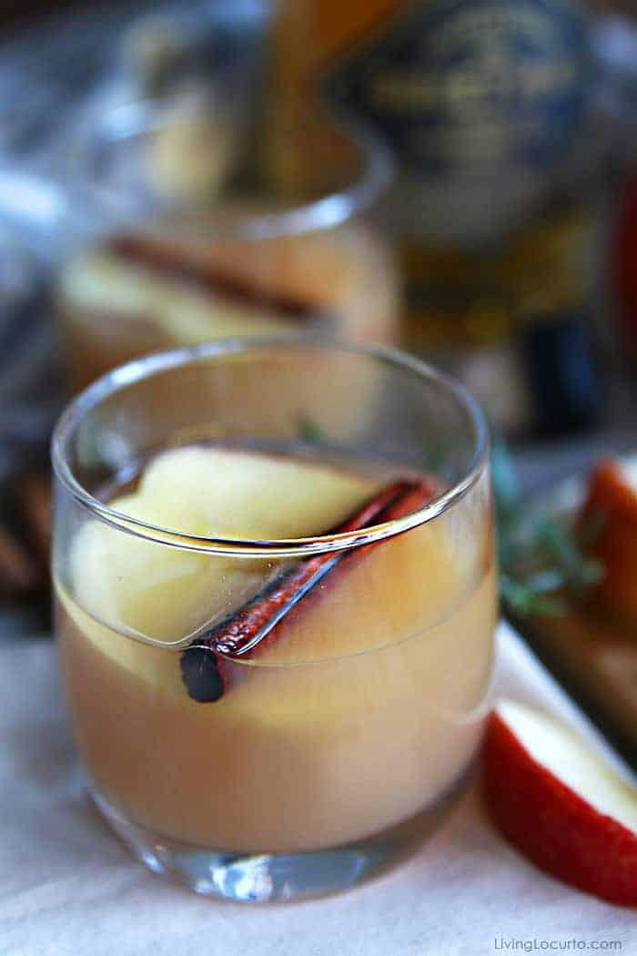 Easy Irish Apple Cider Cocktail Recipe