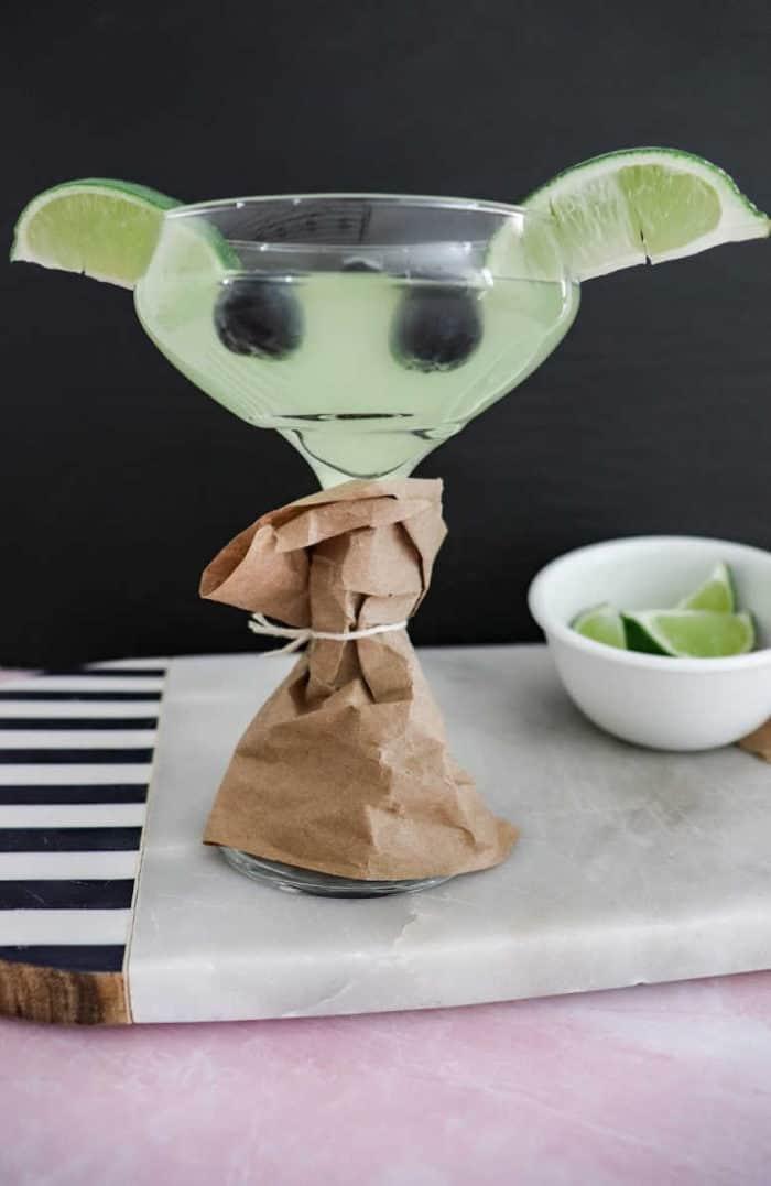 The Mandalorian Baby Yoda Margarita Recipe