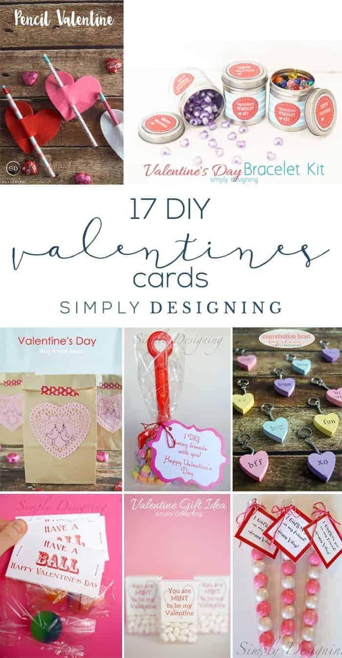 DIY Valentines - DIY Valentines Cards - Valentines Day