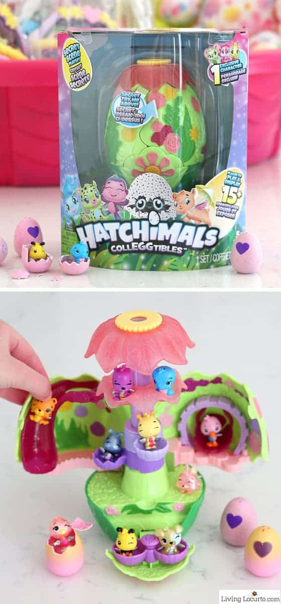 Secret Scene Playset Hatchimals Easter Basket Gift Ideas