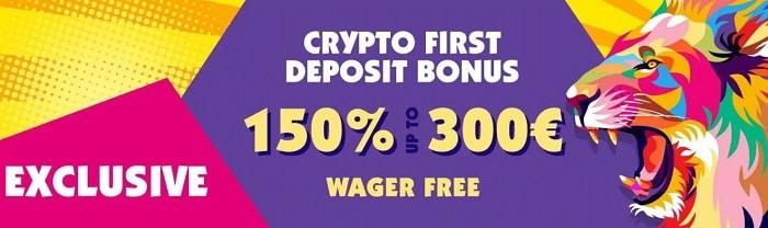 Crypto Bonuses