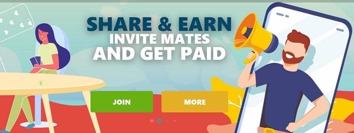 Refer a friend bonus money