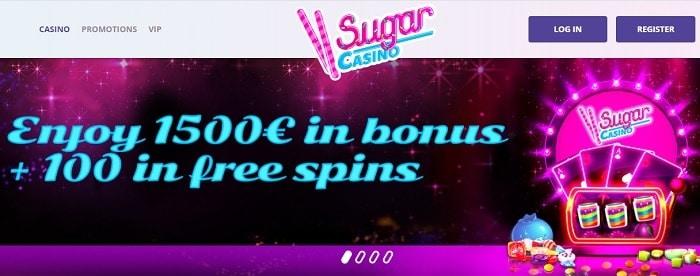 Sugar Free Spins