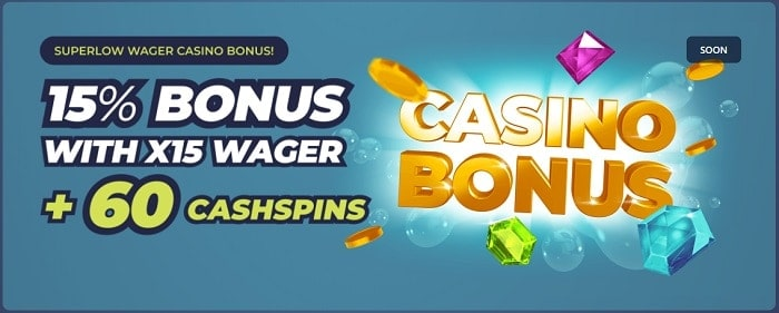 60 Cash Spins