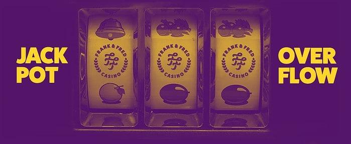 Frank & Fred Casino Jackpots