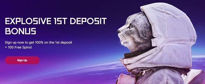 first deposit bonus with free spins