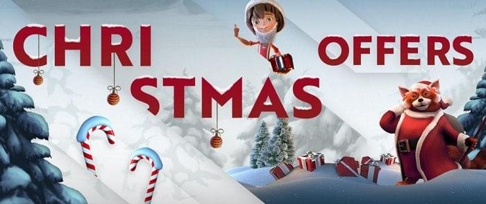Casino Christmas Bonus Advent Calendar with free spins and promotions