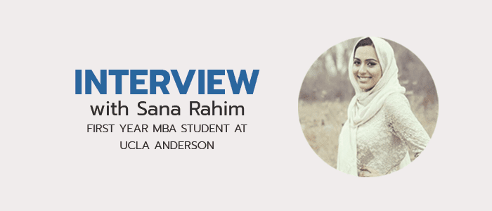 Read more interviews with MBA students!