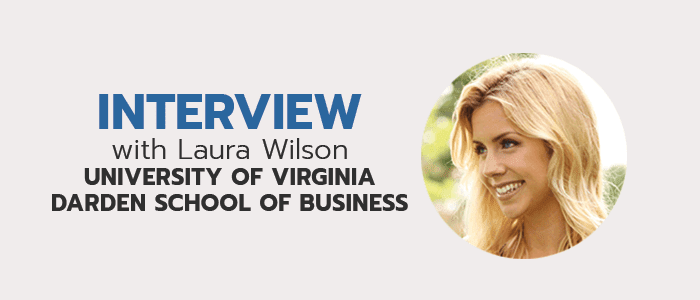 Check out more MBA student interviews!