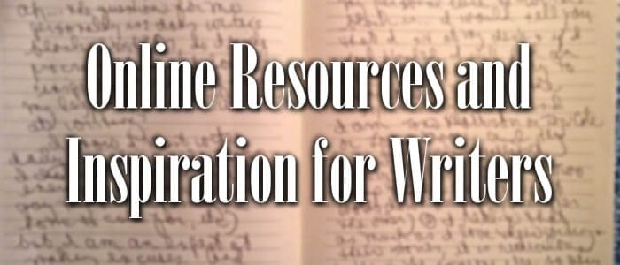 Online Resources and Inspiration for Writers