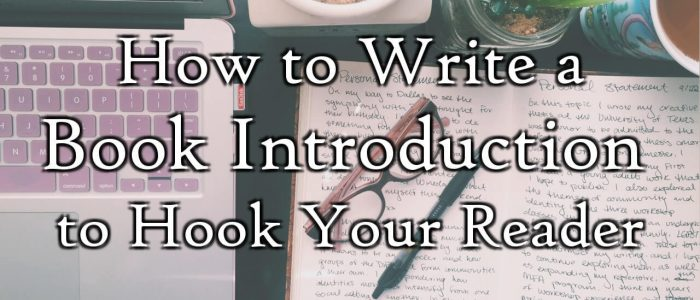 How to Write Introduction to Book